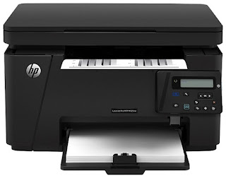Download Free HP LaserJet Pro MFP M125nw