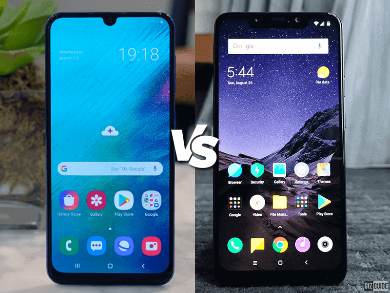 Samsung Galaxy A50 vs POCOPHONE F1 Specs Comparison