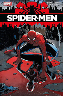 Couverture alternative du HS #1 de Spider-Men
