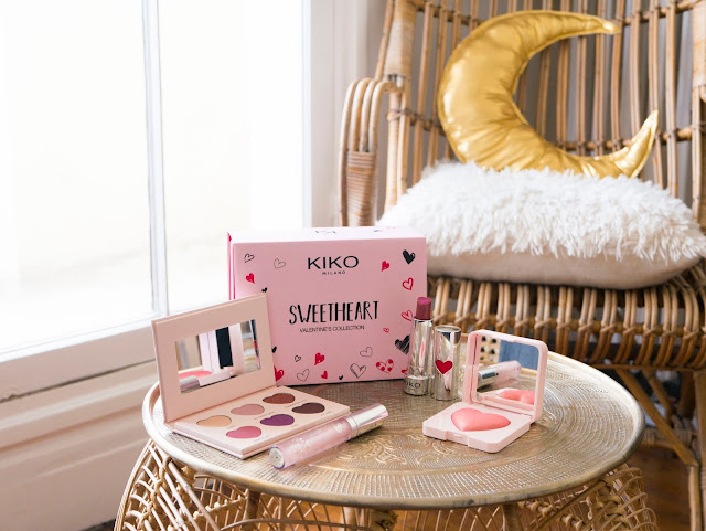 Sweetheart valentine's collection - Kiko