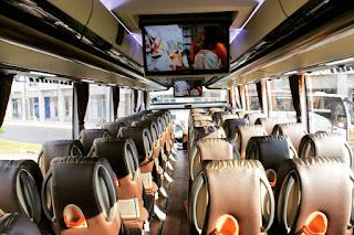 Bus di jakarta terbaru taman