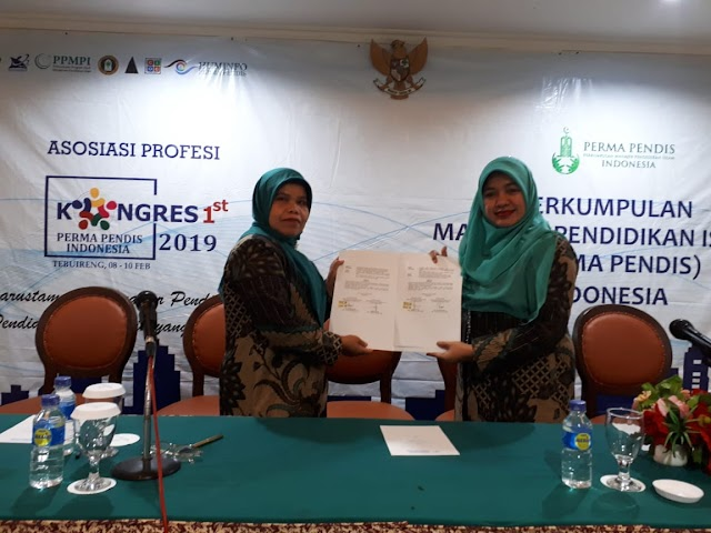 MOU Prodi MPI dengan PPMPI se-Indonesia