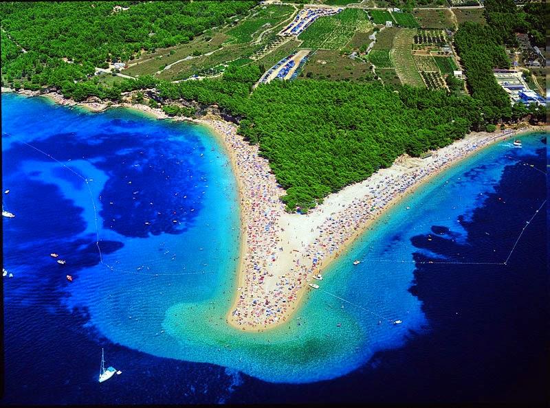 Guide de la Croatie