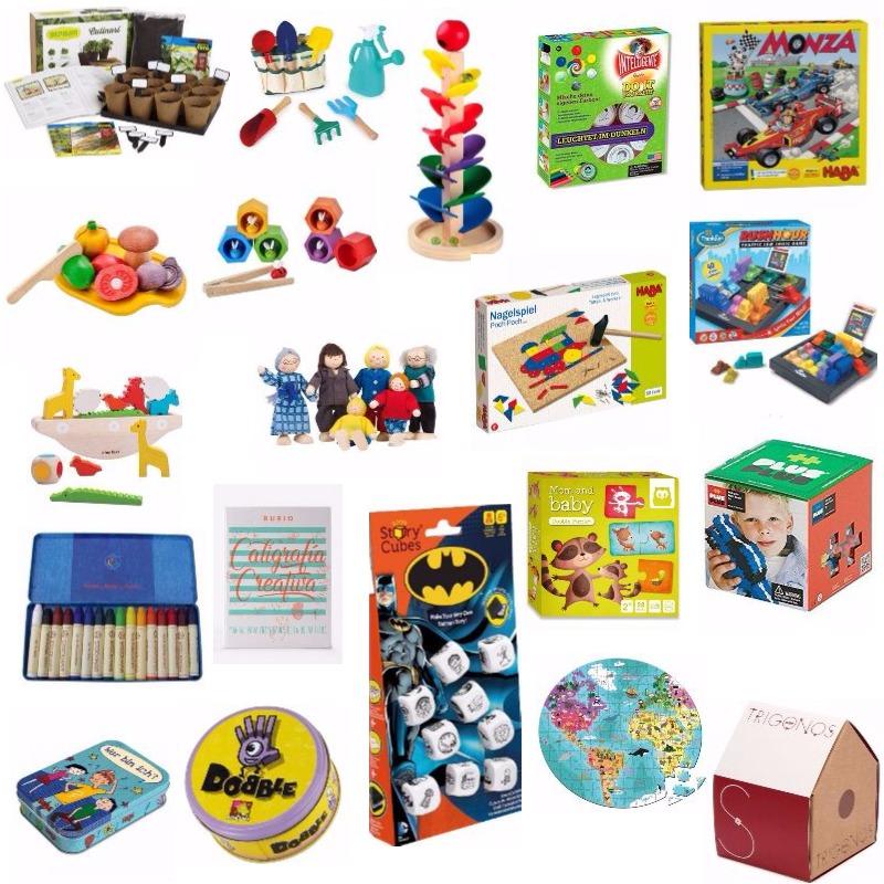 regalos para niños navidades