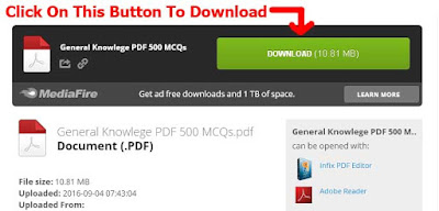 how to download mcqs, download mcqs pdf