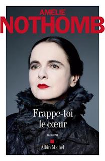 Couverture de Frappe-toi le cœur, d'Amélie Nothomb