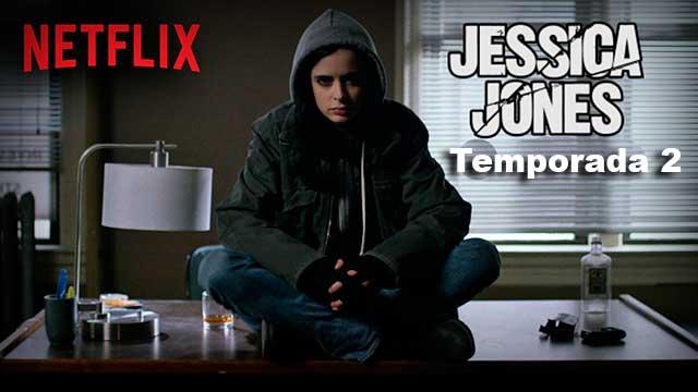 Jessica Jones Tempoarada 2 Completa HD Latino
