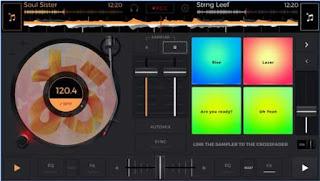 edjing Mix: DJ music mixer