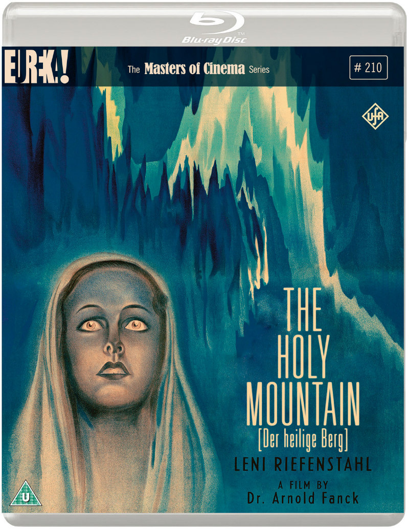 the holy mountain 1926 blu-ray