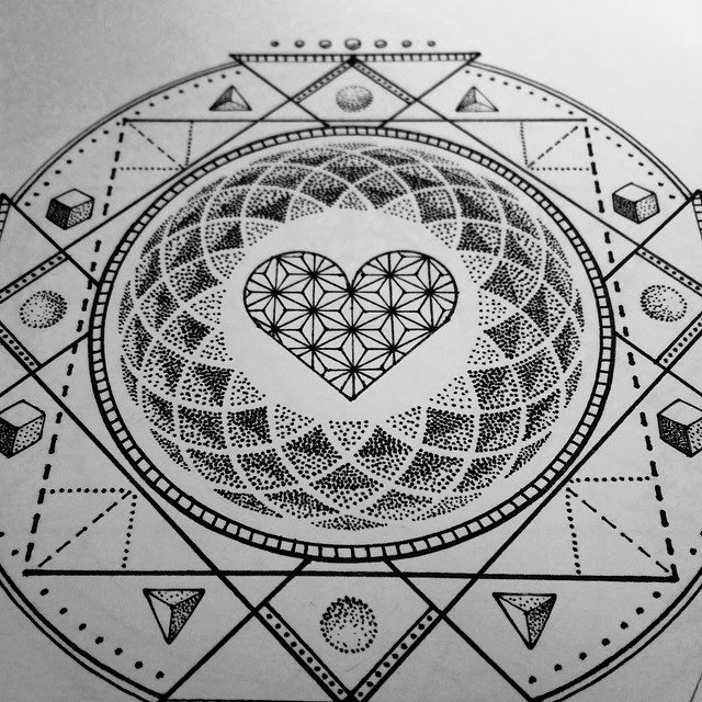 09-Infinite-Cosmic-Love-Glenn-Thomson-Black-and-White-Innovative-Mandala-Designs-www-designstack-co