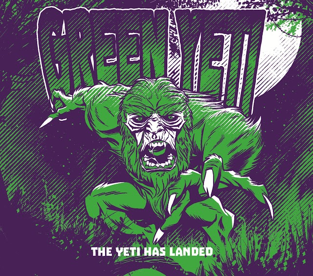 [Review] Green Yeti - The Yeti Has Landed