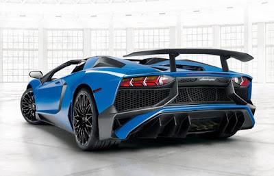 Lamborghini Aventador Models