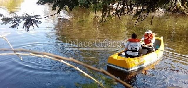 Encontraron a un pequeño de 11 años que había desaparecido bajo las aguas del Río Luján