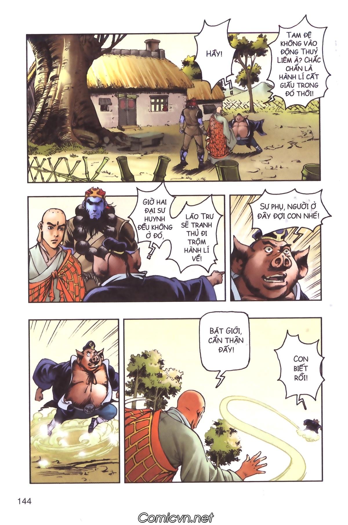 Tây Du Ký màu - Chapter 104 - Pic 27