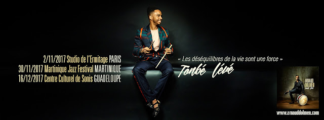 News du jour Tonbé Lévé Arnaud Dolmen La Muzic de Lady