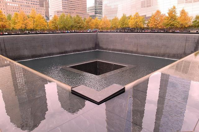 New York, 9/11 memorial