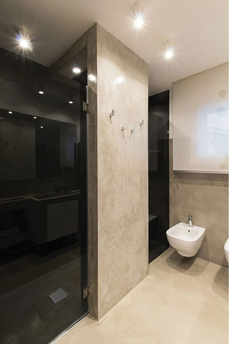 Una casa moderna e minimalista