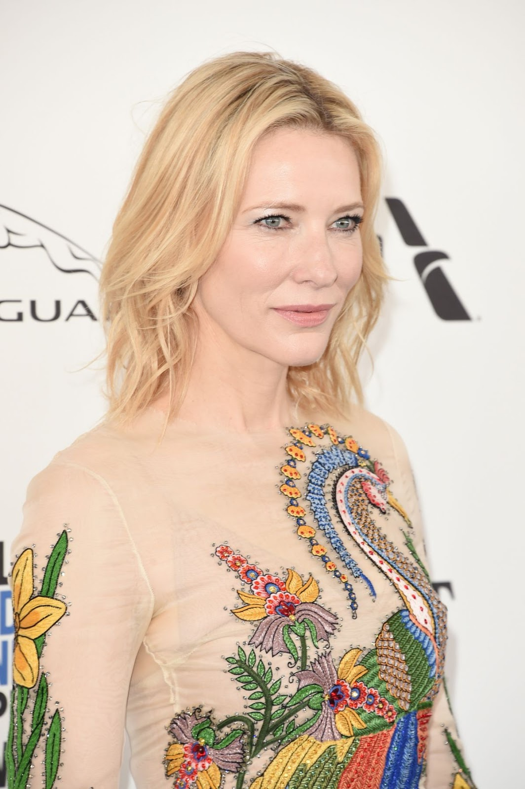Manifesto actress Cate Blanchett at Film Independent Spirit Awards in Santa Monica