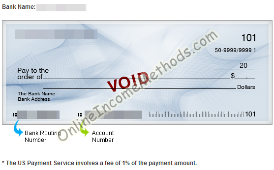 Payoneer US Payment Service Details