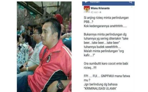 Caci Maki Ulama dan Nista Agama, Perawat RSKM Cilegon Diburu dan Dilaporkan ke Polisi