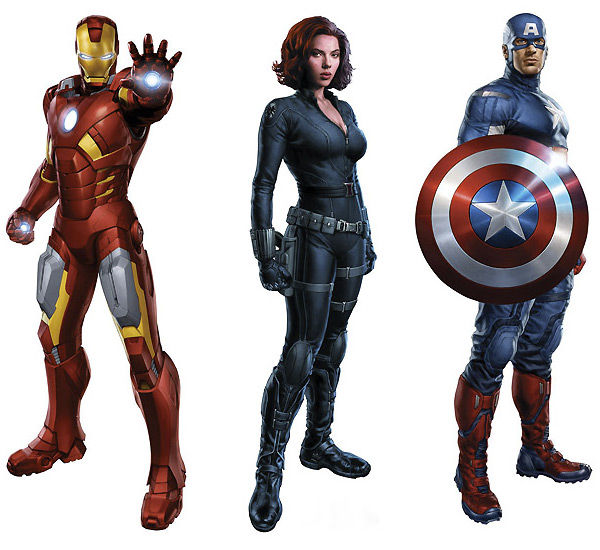 """In Not Of: Spiritual Thoughts Drawn from """"The Avengers""""  In Not Of: Spir..."""