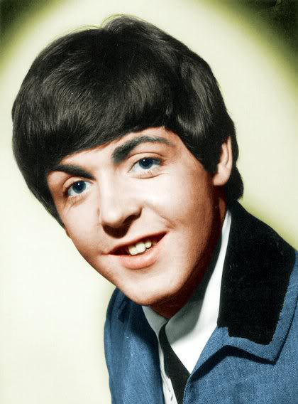 Paul On Albums In Concert General Publicity Shots That Look And Are Clearly Of A Younger Version The Man I Recognise Today As McCartney