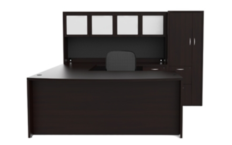 Cherryman Amber Series Office Desk