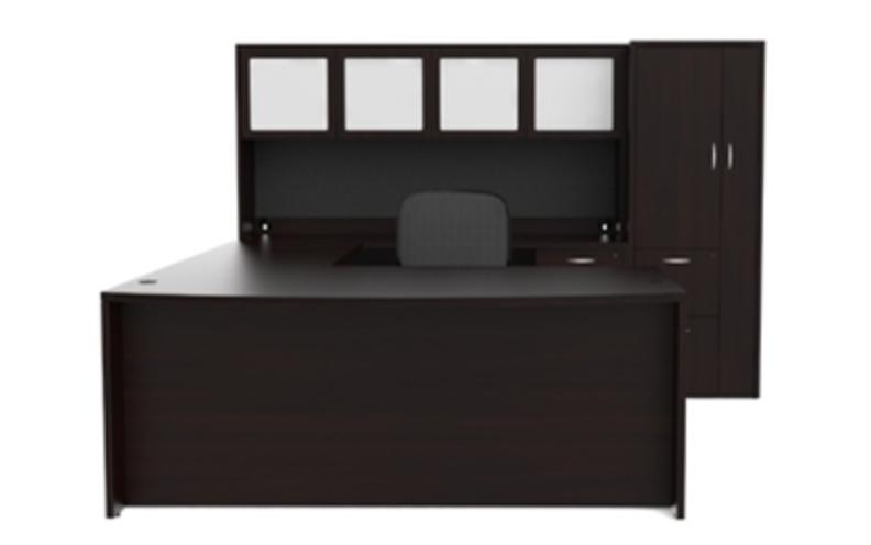Cherryman Amber Series Office Desk