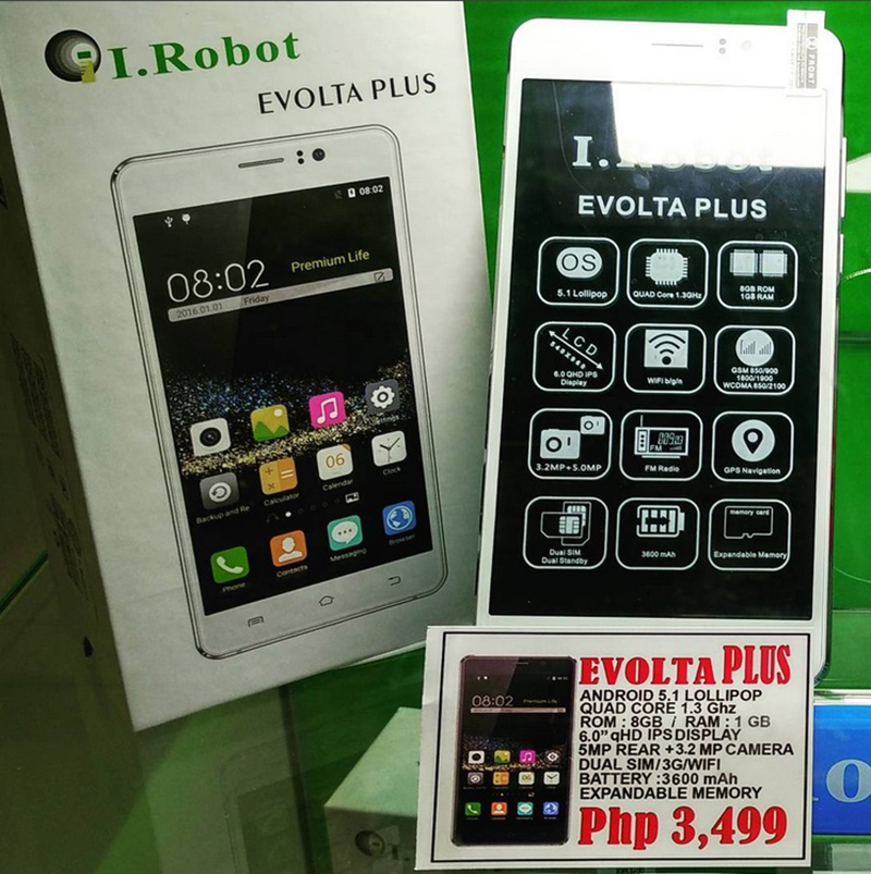 I.Robot Evolta Plus