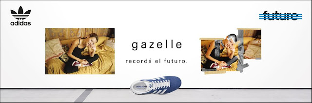 adidas Gazelle en #TiendaFitzrovia