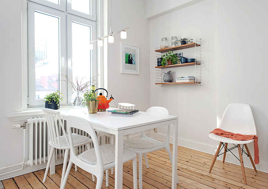 Design On A Budget Ikea Melltorp Nordic Days By Flor