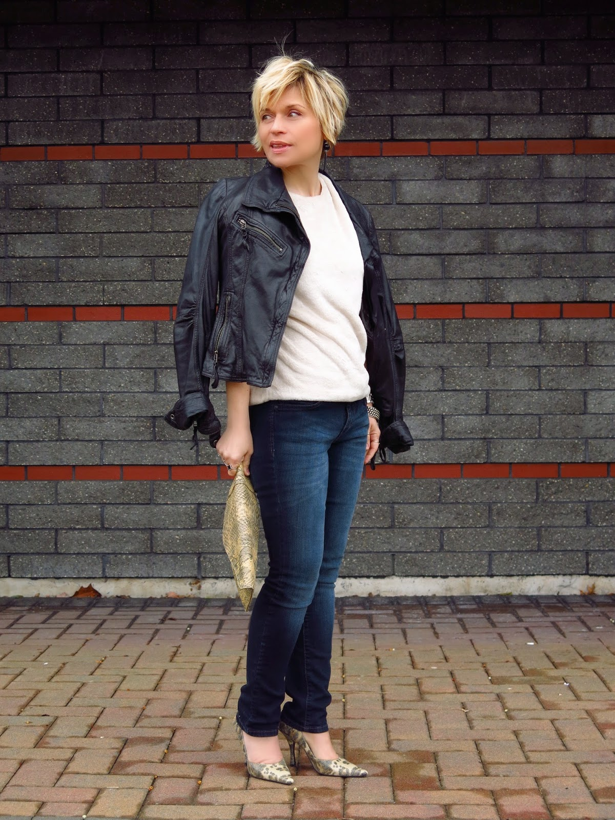 Style 3-Play: Moto Jacket Look Two