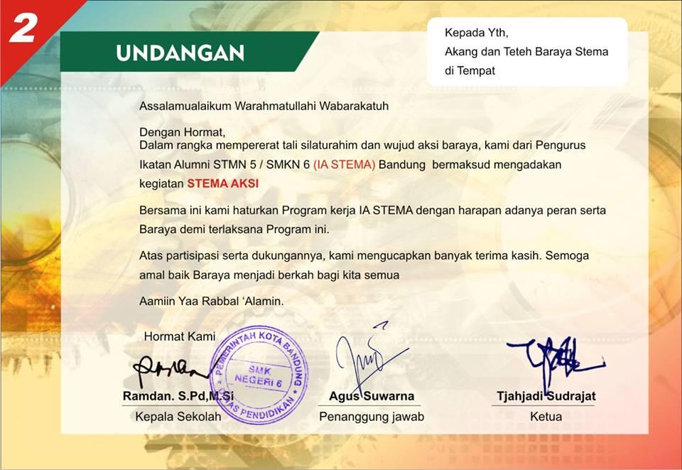 Ikatan Alumni Stmn 5 Smkn 6 Bandung