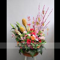 Jual bunga meja jakarta, jual bunga meja imlek, jual bunga imlek,