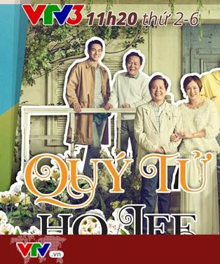Quý Tử Họ Lee - VTV3 (2020)