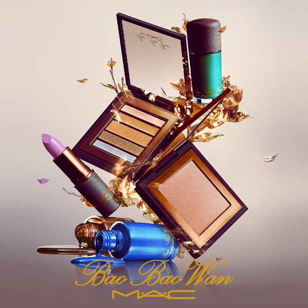 Press Release: MAC Bao Bao Wan Collection - March 5th, 2015