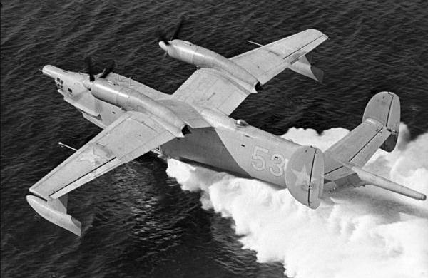 Pesawat amfibi Be-12
