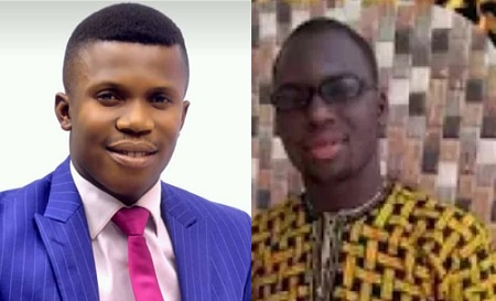 Apostle Joshua Mone and Prophet Temitope Aduroja