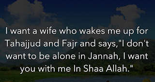 I want a Wife as Like...