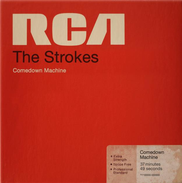 JD Beauvallet, les inrocks, strokes, comedown machine, 80's comedown machine, les nus, johnny colère, noir désir, tostaky, room on fire, les inrockuptibles