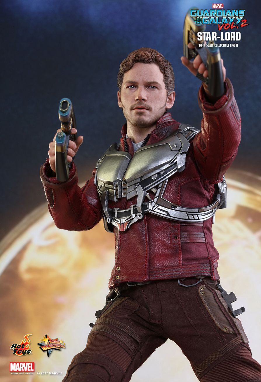 GUARDIANS OF THE GALAXY VOL.2 - STAR-LORD (MMS 420)  3