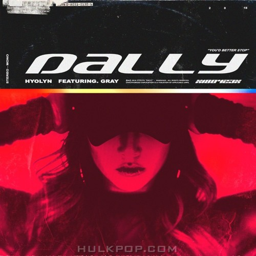HYOLYN – Dally (feat. GRAY) – Single (FLAC + ITUNES MATCH AAC M4A)