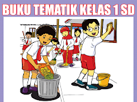 Download Buku Pelajaran SD Kelas 1