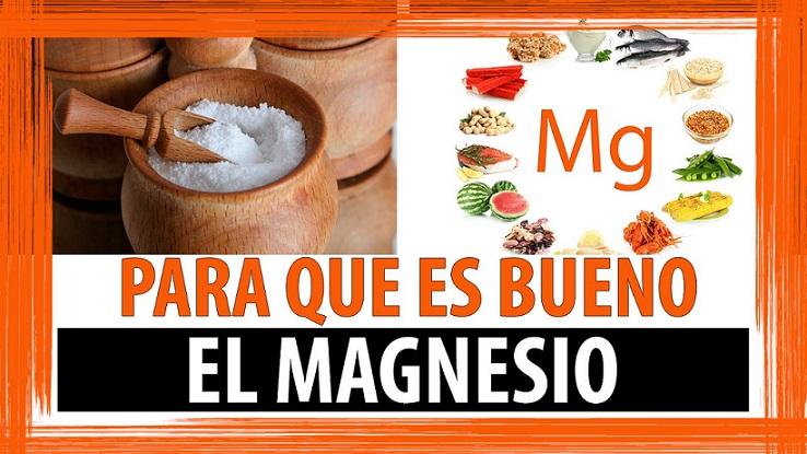 best service 1bd29 d3414 Para que sirve el magnesio - Falta de magnesio