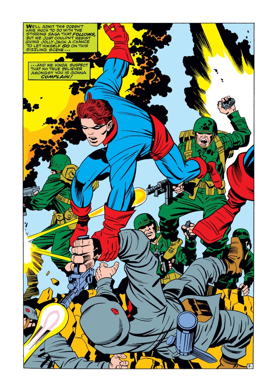 Read online Captain America (1968) comic -  Issue #105 - 3
