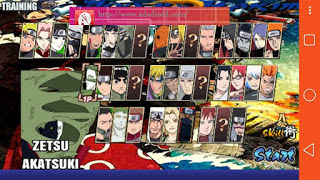 Download The Ultimate Shinobi Akatsuki v1 by Hakim (Narsen Mod) Terbaru