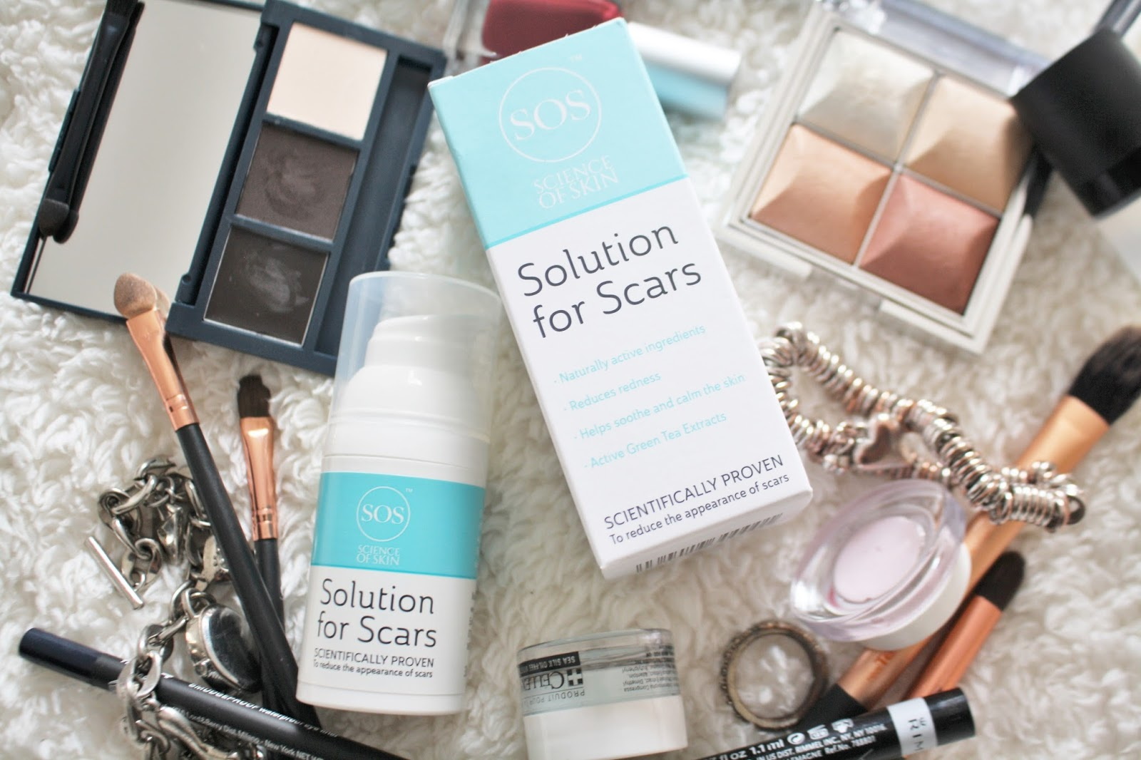 science of skin solution for scars review