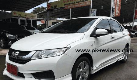 Honda City 2019 Pakistan