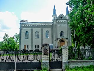 Долина, Ивано-Франковская обл. Синагога 1932 г.