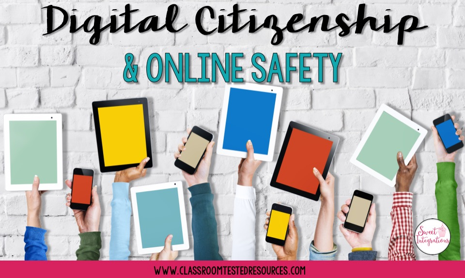 Digital citizenship online safety